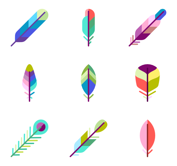 7 feather icon packs - Vector icon packs - SVG, PSD, PNG, EPS & Icon ... graphic