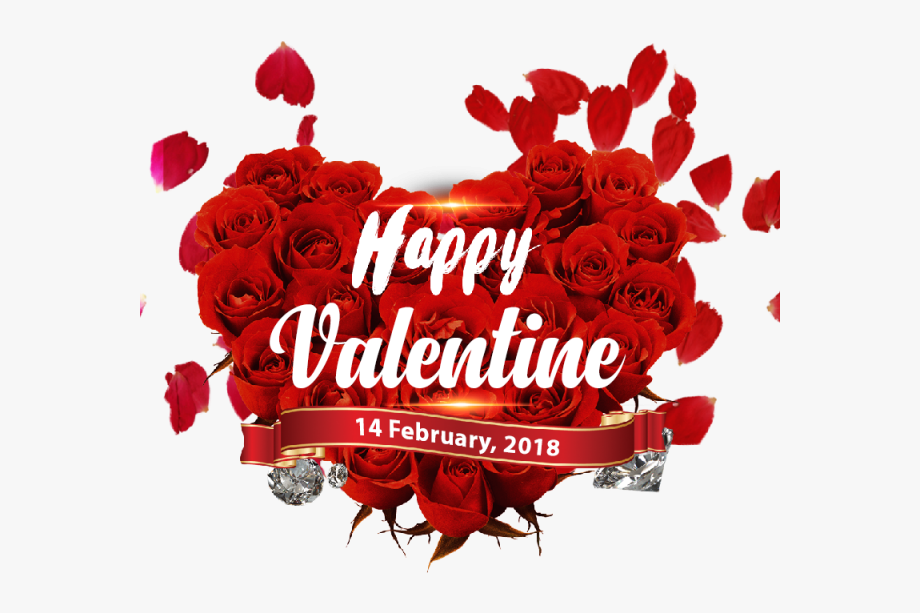 Feb 2018 clipart banner royalty free library Happy Valentines Day Kiss - 14 February Valentine Day #2146434 ... banner royalty free library