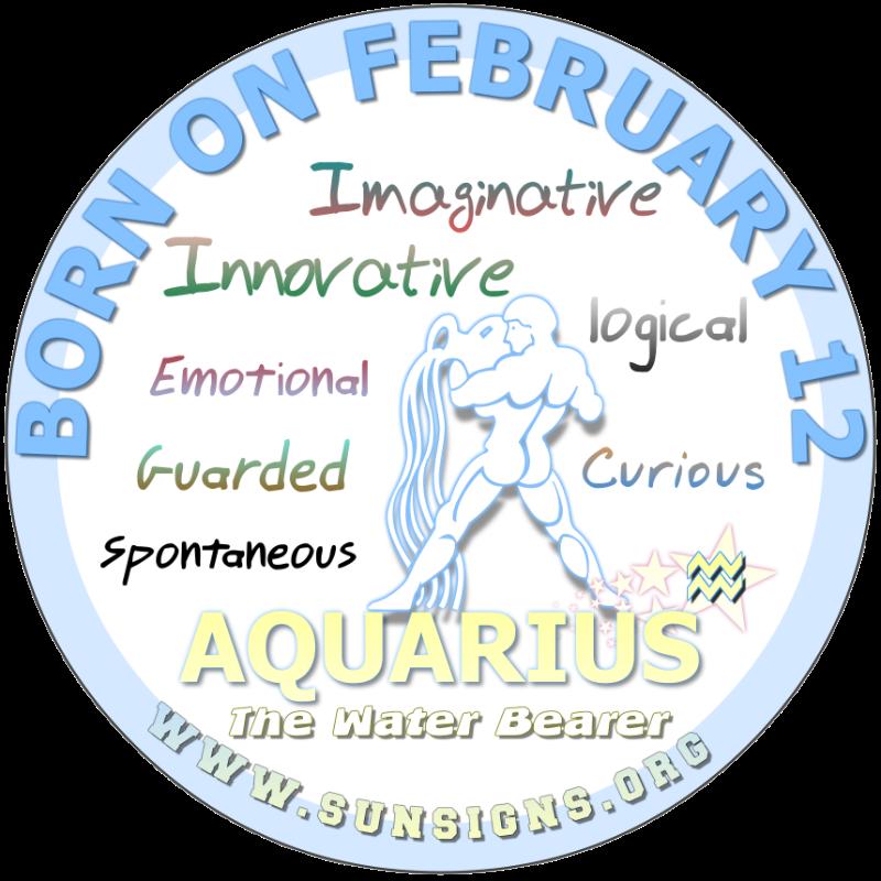 February 12 zodiac clip freeuse download February 12 zodiac - ClipartFest clip freeuse download
