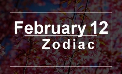 February 12 zodiac stock February 12 Zodiac - Complete Birthday Horoscope & Personality Profile stock