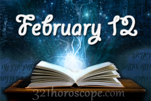 February 12 zodiac jpg black and white download February 12 Birthday horoscope - zodiac sign for February 12th jpg black and white download