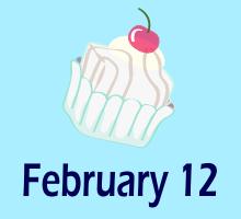 February 12 zodiac image free February 12 Birthdays image free