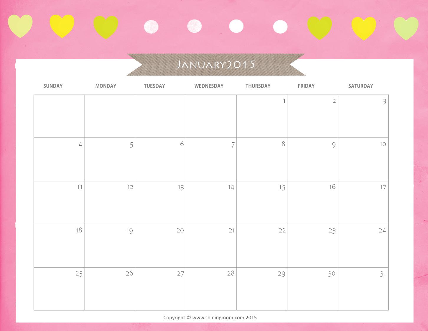 February 2015 calendar clipart jpg black and white Cute november calendar clipart 2015 - ClipartFest jpg black and white