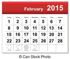 February 2015 calendar clipart svg library download Clipart Vector of EPS10 file. February 2015 calendar. csp24099054 ... svg library download