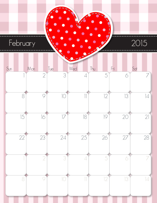 February 2015 calendar clipart png free stock 1000+ images about Calendars on Pinterest | August 2015 calendar ... png free stock