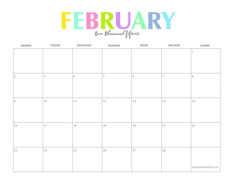 February 2016 calendar clipart clip art transparent 17 Best ideas about 2015 Calendar Uk on Pinterest | 2015 calendar ... clip art transparent