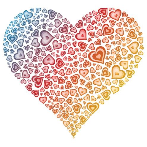 February background clipart jpg free February hearts clip art - ClipartFox jpg free