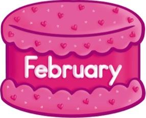 February birthday clipart clip transparent February birthday clipart - ClipartFest clip transparent