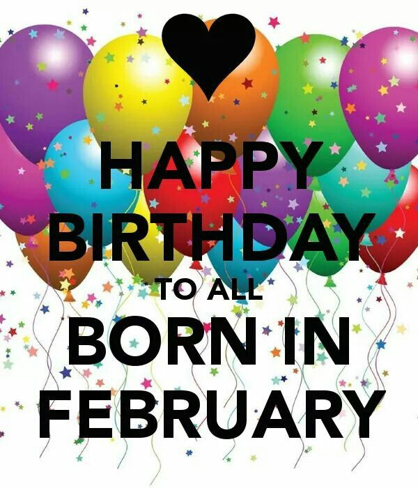 February birthday clipart png transparent download 17 best ideas about February Birthday on Pinterest | February baby ... png transparent download