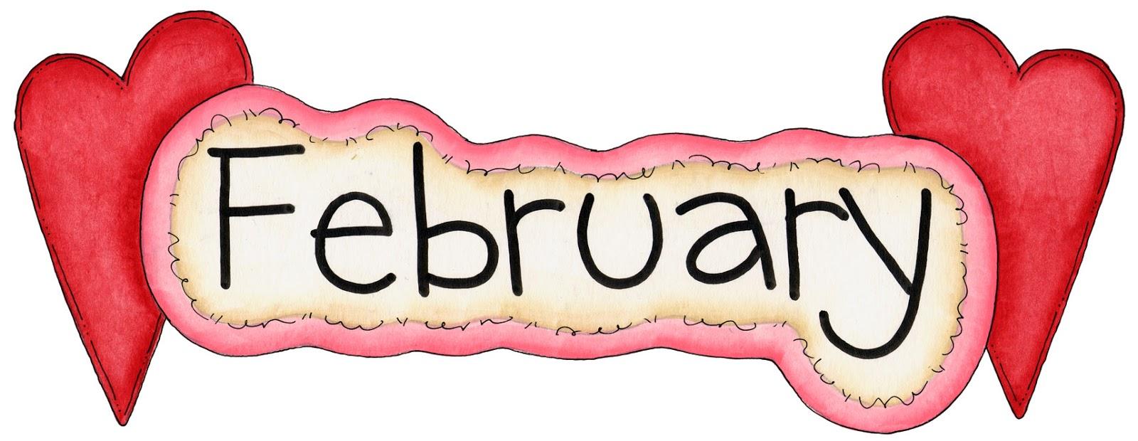 February calendar clip art jpg freeuse February calendar clipart - ClipartFest jpg freeuse