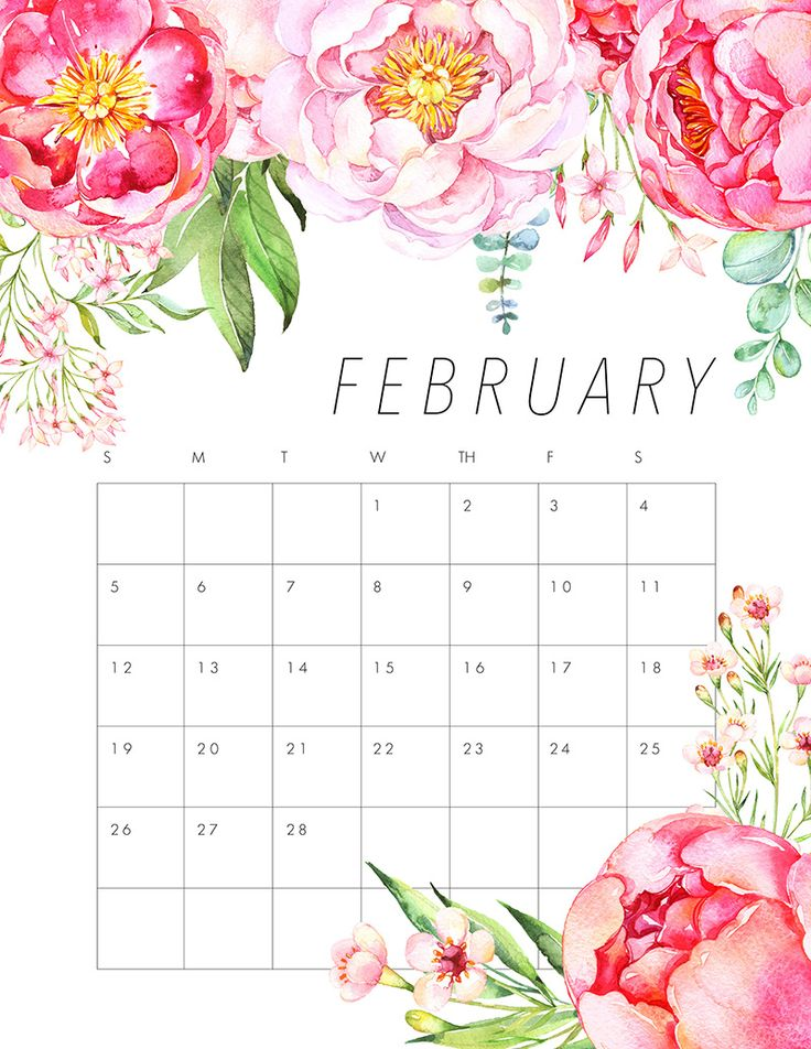 February calendar heading clipart clip art free 17 Best ideas about Calendar 2017 on Pinterest | 2017 calendar ... clip art free