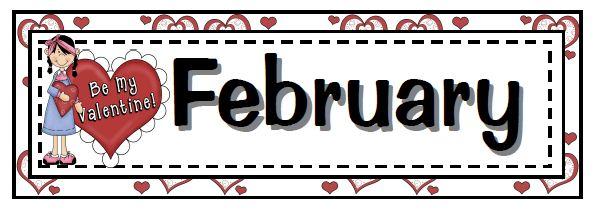 February calendar heading clipart jpg royalty free stock February calendar heading clipart - ClipartFest jpg royalty free stock