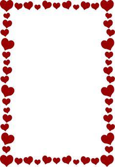 February clip art borders graphic Valentine Border Clip Art & Valentine Border Clip Art Clip Art ... graphic