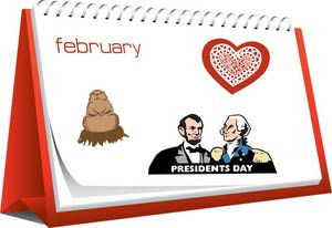 February clipart free picture library February clipart free download clip art on 3 - FamClipart picture library
