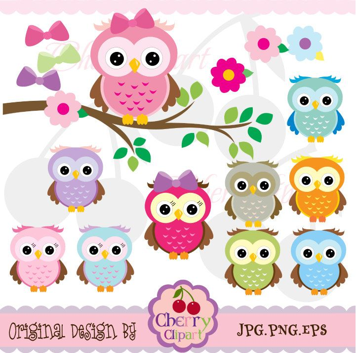 February clipart images animals png royalty free library 17 best ideas about February Clipart on Pinterest | Owl clip art ... png royalty free library