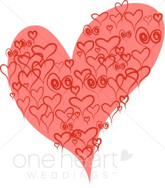 February hearts clipart images image black and white stock Search Results for