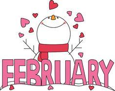 February images clip art clip freeuse February Images Clip Art & February Images Clip Art Clip Art ... clip freeuse