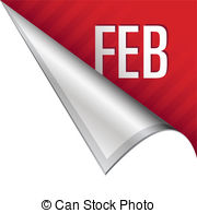 February month calendar clipart image library library February Stock Illustrations. 60,781 February clip art images and ... image library library