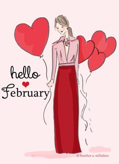 February month clipart picture transparent download February Clip Art | Month of February Snowman Love Clip Art Image ... picture transparent download