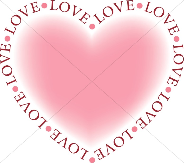 February religious clipart png black and white library Free Religious Valentines Cliparts, Download Free Clip Art, Free ... png black and white library