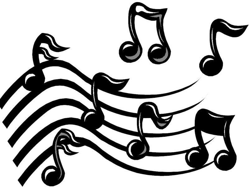 Februarymusic clipart banner stock Music Notes - ClipArt Best | Music Education in 2019 | Teaching ... banner stock