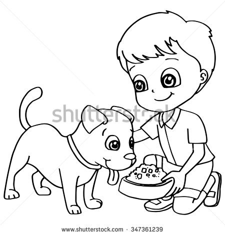 Feed dog clipart black and white free jpg freeuse library Feed Dog Clipart Black And White jpg freeuse library