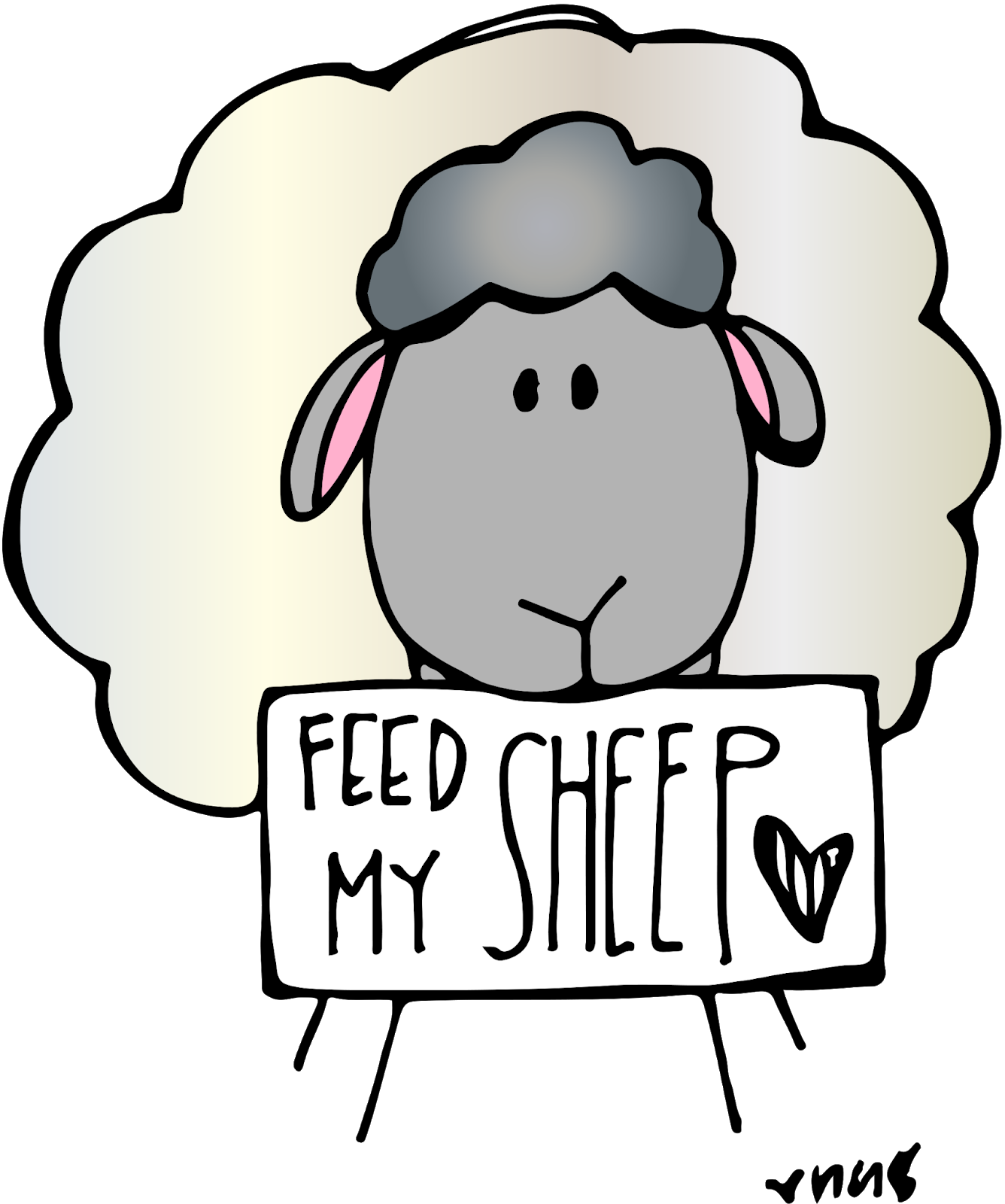Feed my sheep clipart picture freeuse download Pin by Kelly Jensen on Church Activities | Clip art, General ... picture freeuse download