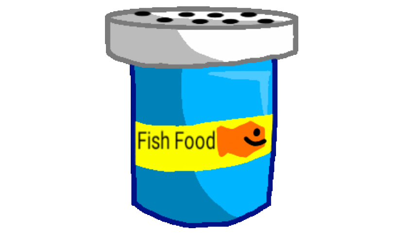 Feed the fish clipart clipart library download Image - Fish Food Body.png | Object Shows Community | FANDOM powered ... clipart library download