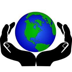 Feed the world clipart graphic transparent Cool the Planet. Feed the World. graphic transparent