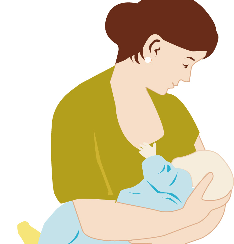 Feeding baby clipart picture free Free Breastfeeding Cliparts, Download Free Clip Art, Free Clip Art ... picture free