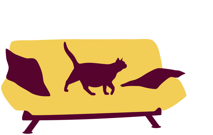 Scratch cat clipart clip art library download Is your cat an indoor or outdoor cat? | Vets4Pets clip art library download