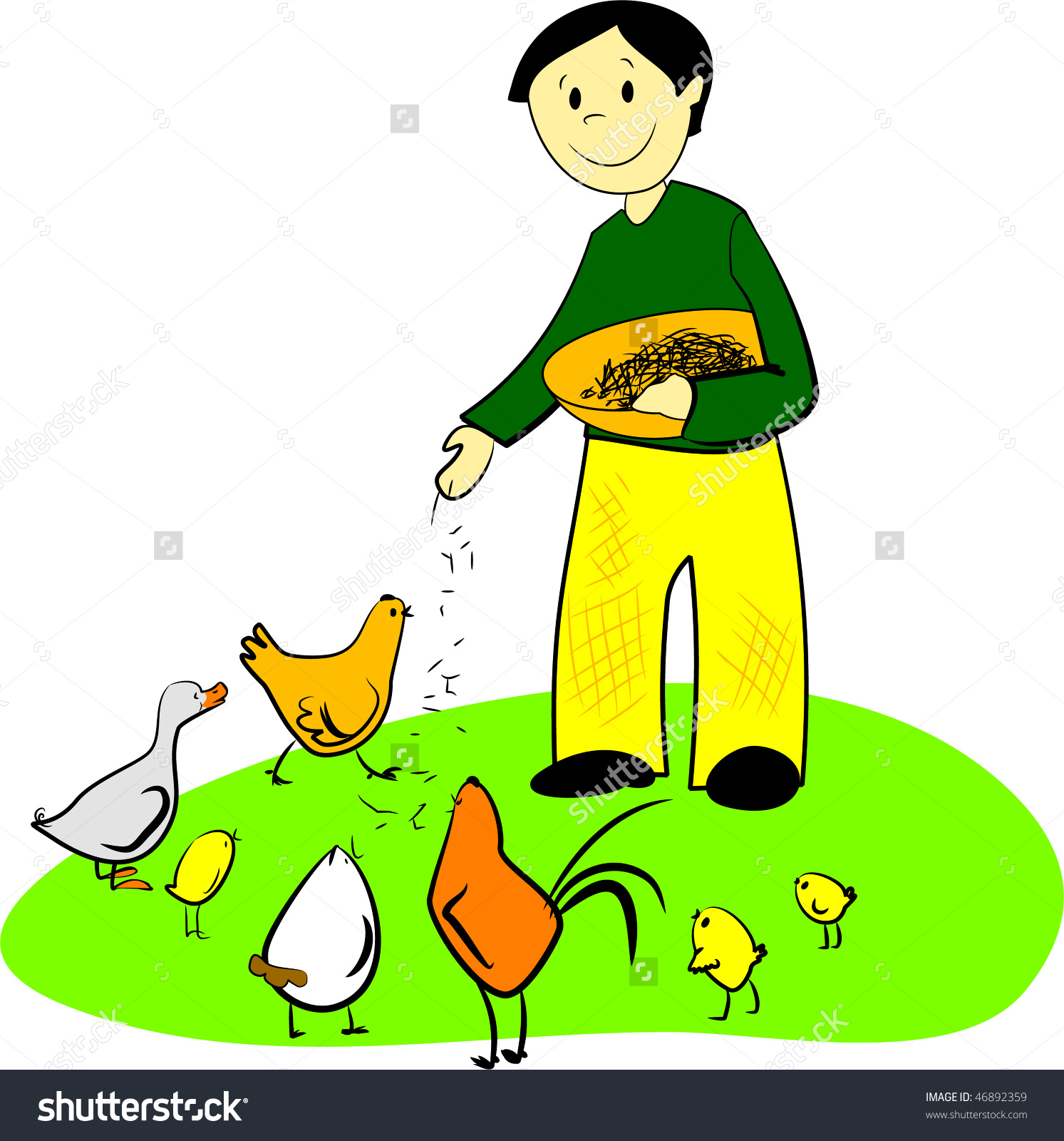 Feeding clipart black and white Collection of Feeding clipart | Free download best Feeding clipart ... black and white