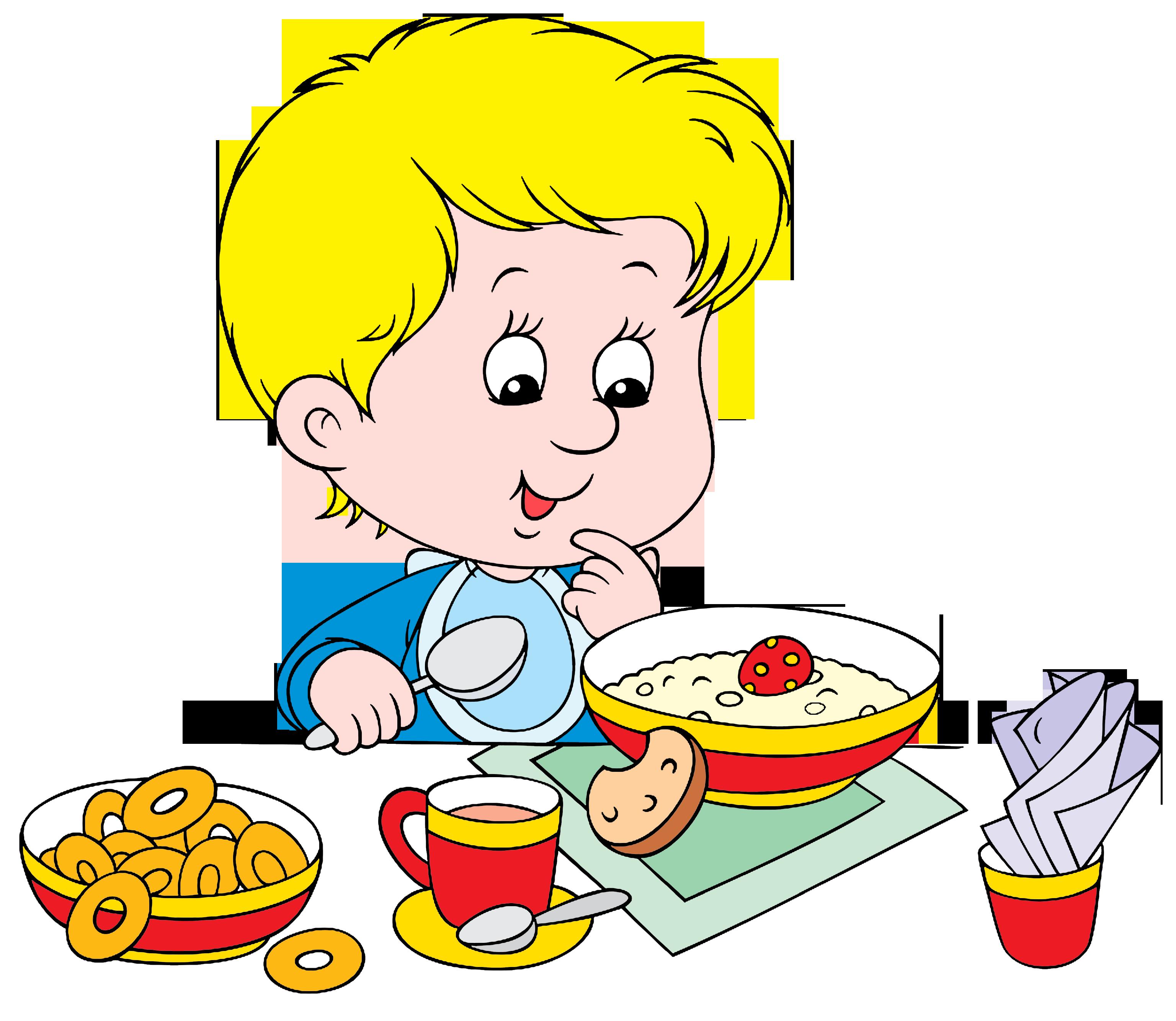 Feeding fish clipart graphic freeuse boy eating breakfast clipart - Google Търсене | Klipart | Pinterest graphic freeuse