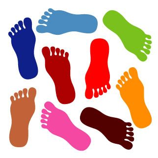 Feet clipart and stock svg library library Feet clipart and stock - ClipartFest svg library library