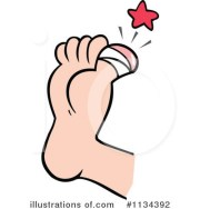 Feet hurt clipart picture black and white stock Big Issues with the Big Toe – Bolton Endurance picture black and white stock