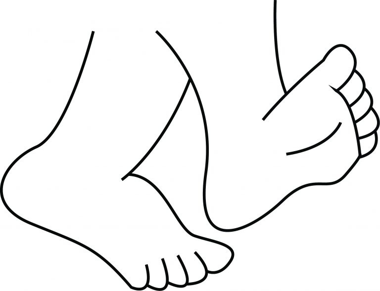 Feet on the ground clipart black and white vector black and white download Feet Walking Drawing | Free download best Feet Walking Drawing on ... vector black and white download