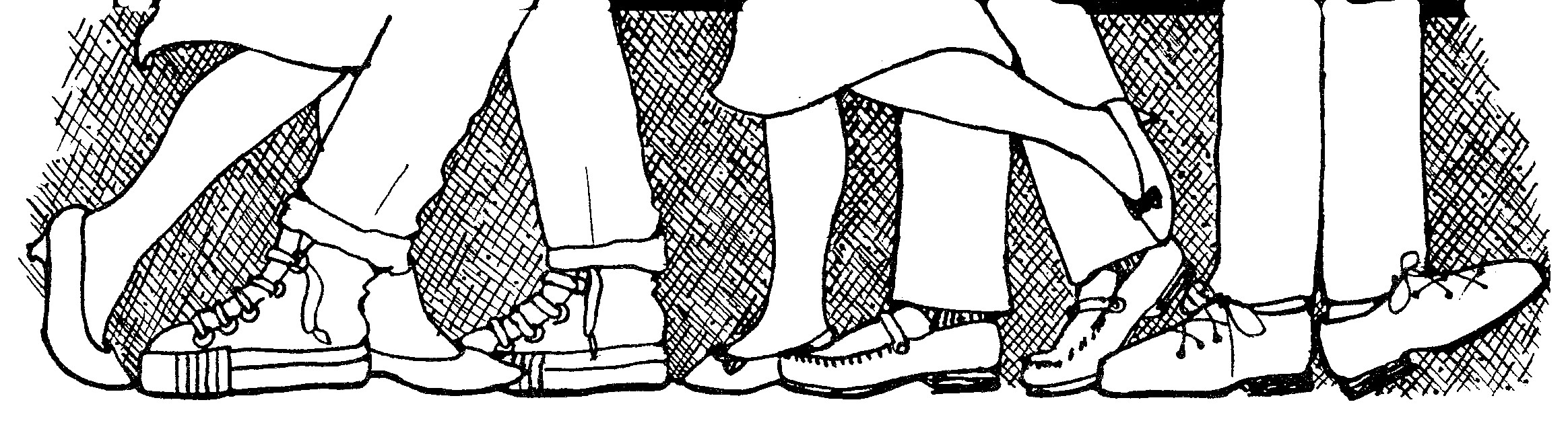 Feet on the ground clipart black and white image Wonderful Walking Feet Clipart Clip Art Of In | Clipart image