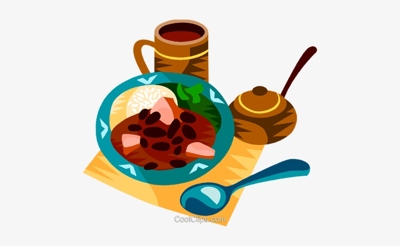 Feijoada clipart png Feijoada, The Brazilian National Dish Royalty Free - Feijoada ... png