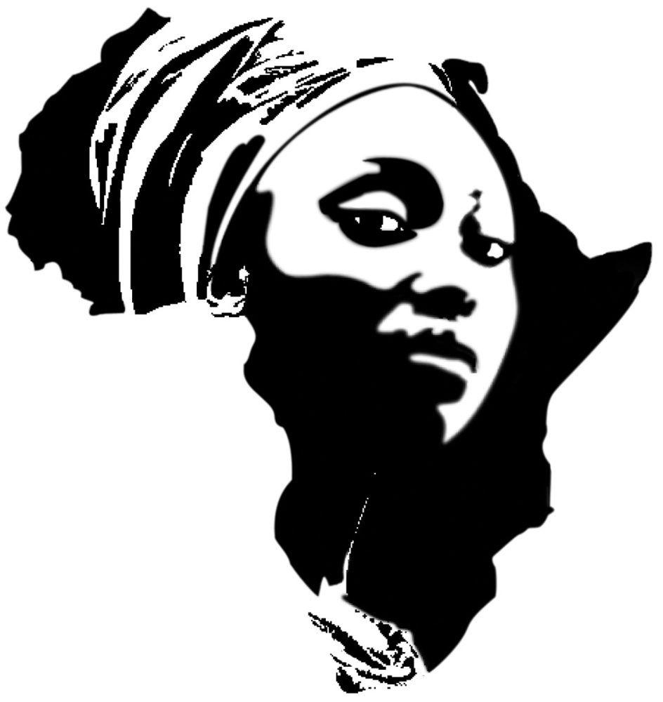 Fela clipart black and white clip royalty free stock Mama Africa | TATT\'S DO ME! in 2019 | Africa art, African tattoo ... clip royalty free stock