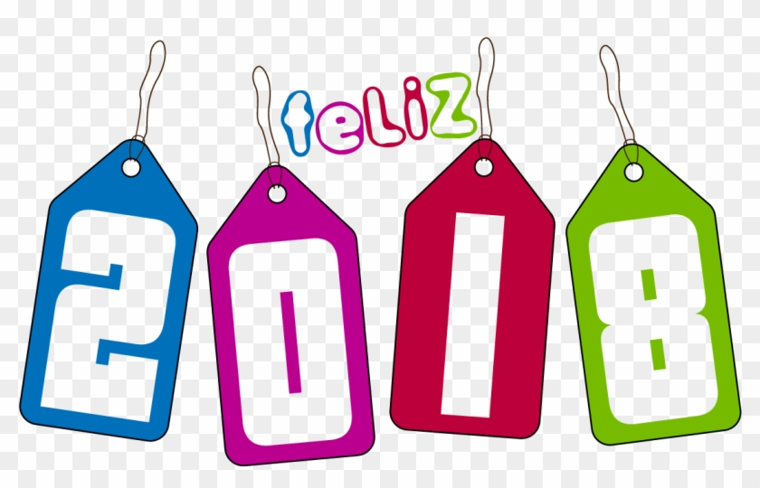 Feliz a o 2018 clipart png library library Mensajes De Año Nuevo 2018 , Png Download - Feliz Año 2018 Frases ... png library library