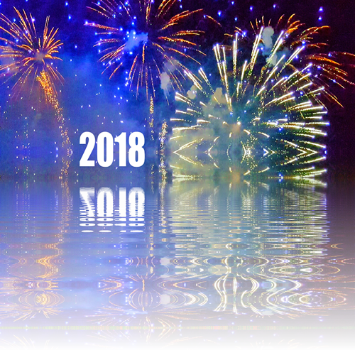Feliz a o 2018 clipart picture library stock Feliz ano 2018 clipart images gallery for free download | MyReal picture library stock
