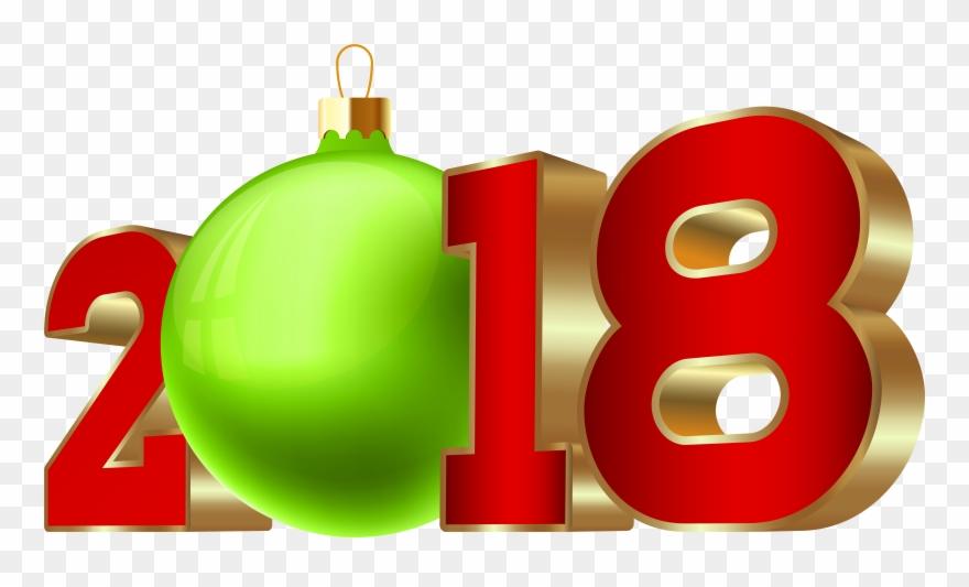Feliz a o 2018 clipart royalty free library Feliz Año Nuevo 2018 Png Clipart - Clipart Png Download (#1082935 ... royalty free library