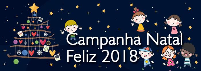 Feliz a o 2018 clipart image library Campanha Natal Feliz 2018 | Coworking e Escritório Virtual VBA ... image library