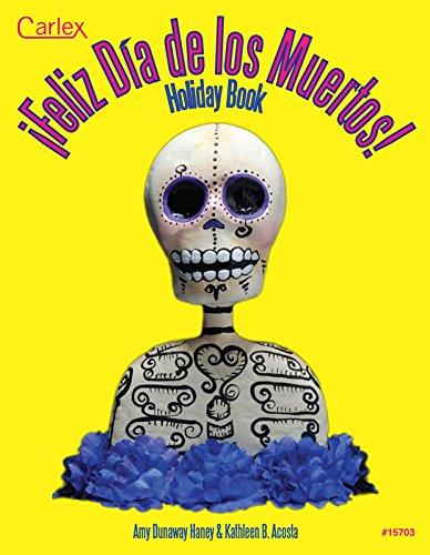 Feliz dia de muertos clipart clip library download Amazon.com: Feliz Dia de Muertos Holiday Book: Office Products clip library download