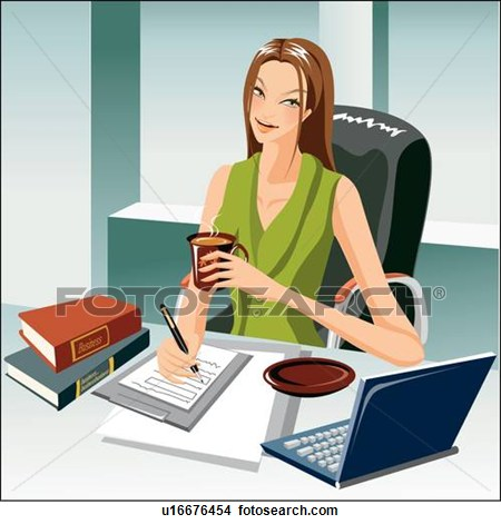 Female accountant clipart picture library download Female accountant clipart 2 » Clipart Station picture library download