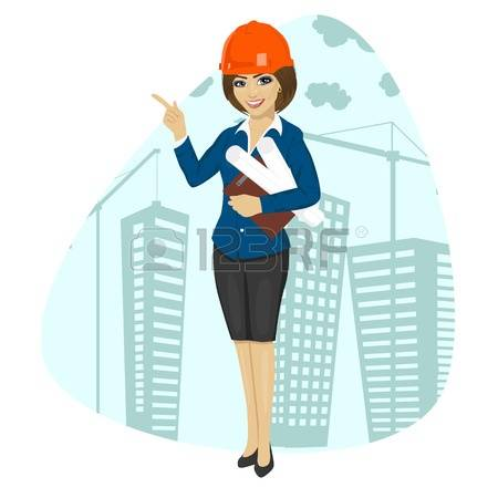 Female architect clipart freeuse library Female architect clipart 2 » Clipart Station freeuse library