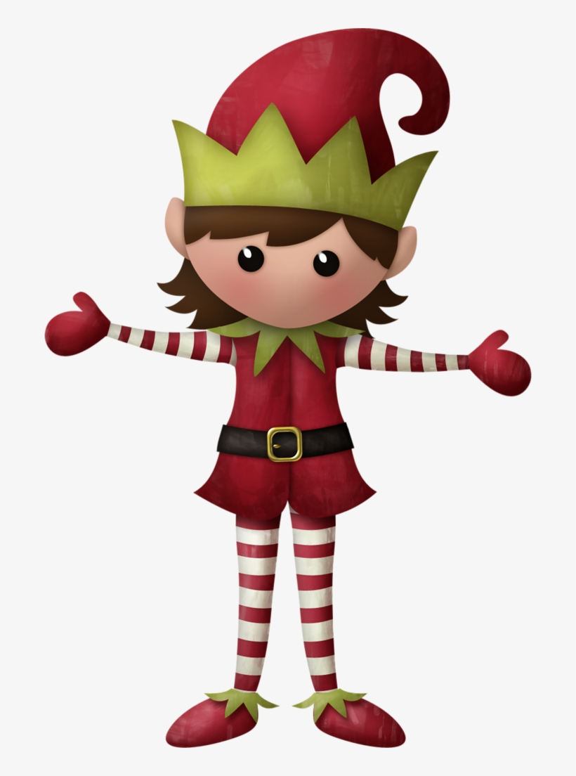 Female christmas elf clipart png black and white library 28 Collection Of Girl Elf Clipart - Girl Christmas Elf Clipart ... png black and white library
