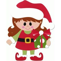 Girl christmas elf clipart graphic royalty free download 107 Best Christmas Elves images in 2015 | Christmas clipart, Xmas ... graphic royalty free download