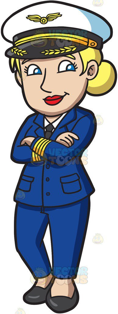 Female pilot clipart clipart royalty free Female pilot clipart 2 » Clipart Portal clipart royalty free