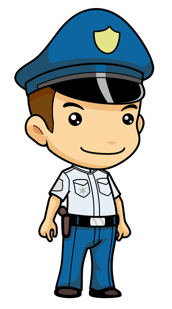 Female police officer clipart graphic free Cartoon Police Officer Clipart - Clipart Kid graphic free